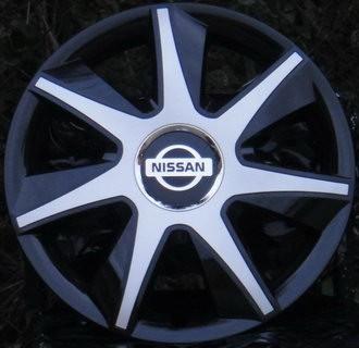 """Nissan Almera 14"""" - Sætpris 4 stk"""