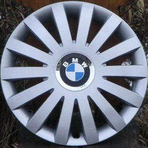 """BMW 7 F 01/02 17"""" - Sætpris 4 stk"""