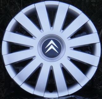 "Citroen C2 15"" - Sætpris 4 stk"