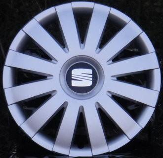 """Seat Leon 15"""" - Sætpris 4 stk"""