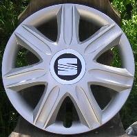 "Seat Ibiza 15"" - Sætpris 4 stk"