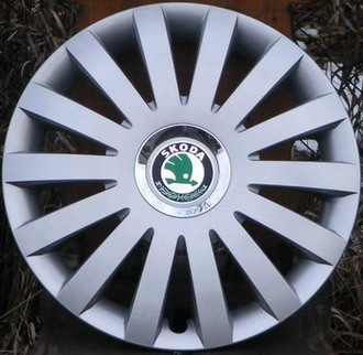 "Skoda SuperB 16"" - Sætpris 4 stk"