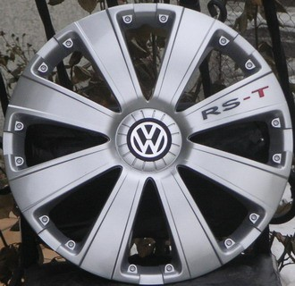 """Volkswagen Caddy 16"""" - Sætpris 4 stk"""