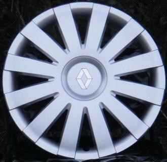 """Renault Espace 16"""" - Sætpris 4 stk"""