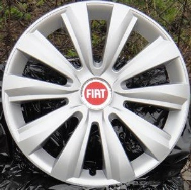 """Fiat Mito 16"""" - Sætpris 4 stk"""