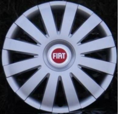 """Fiat 500 15"""" - Sætpris 4 stk"""