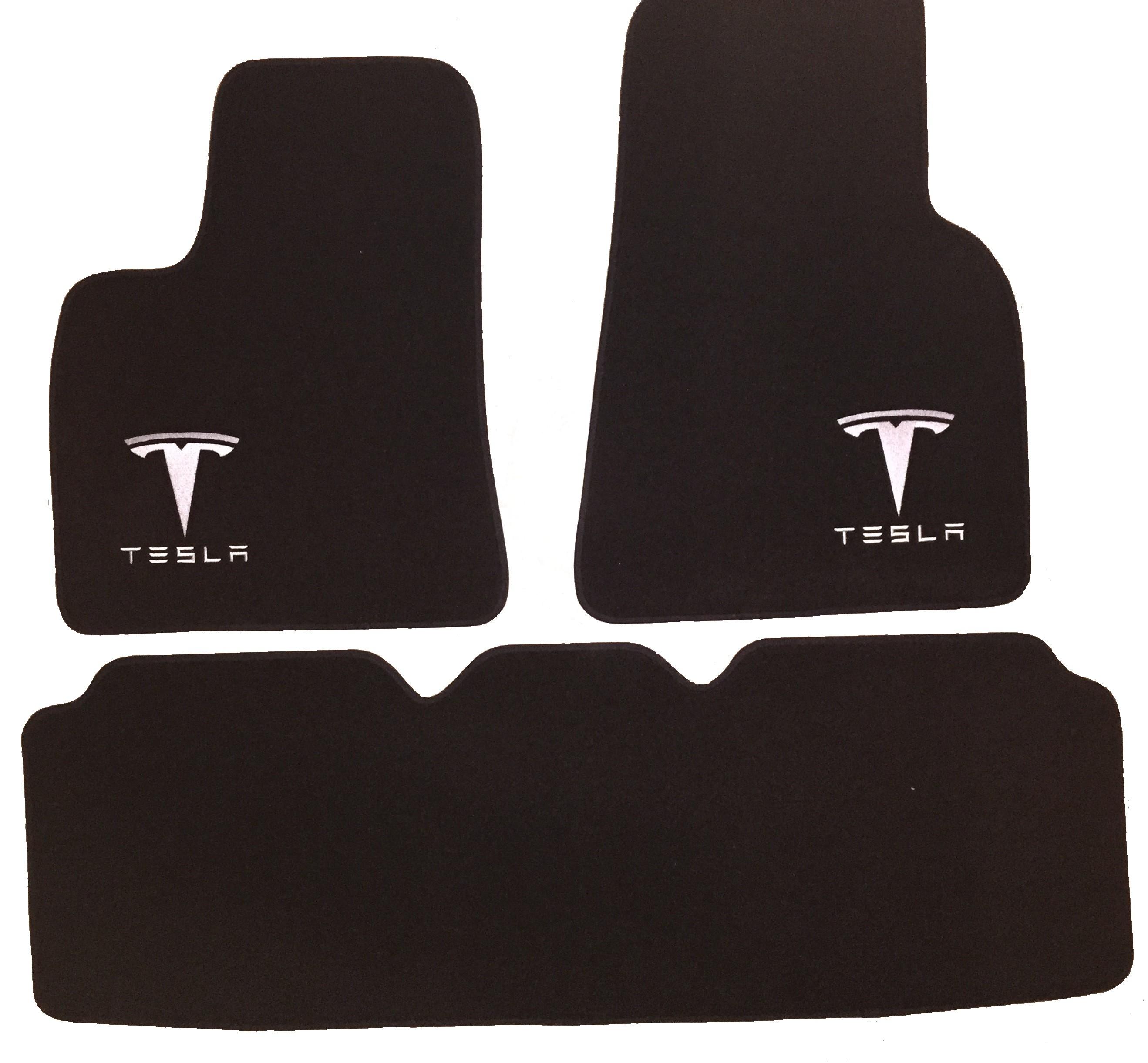 Tesla S (2012-) med logo