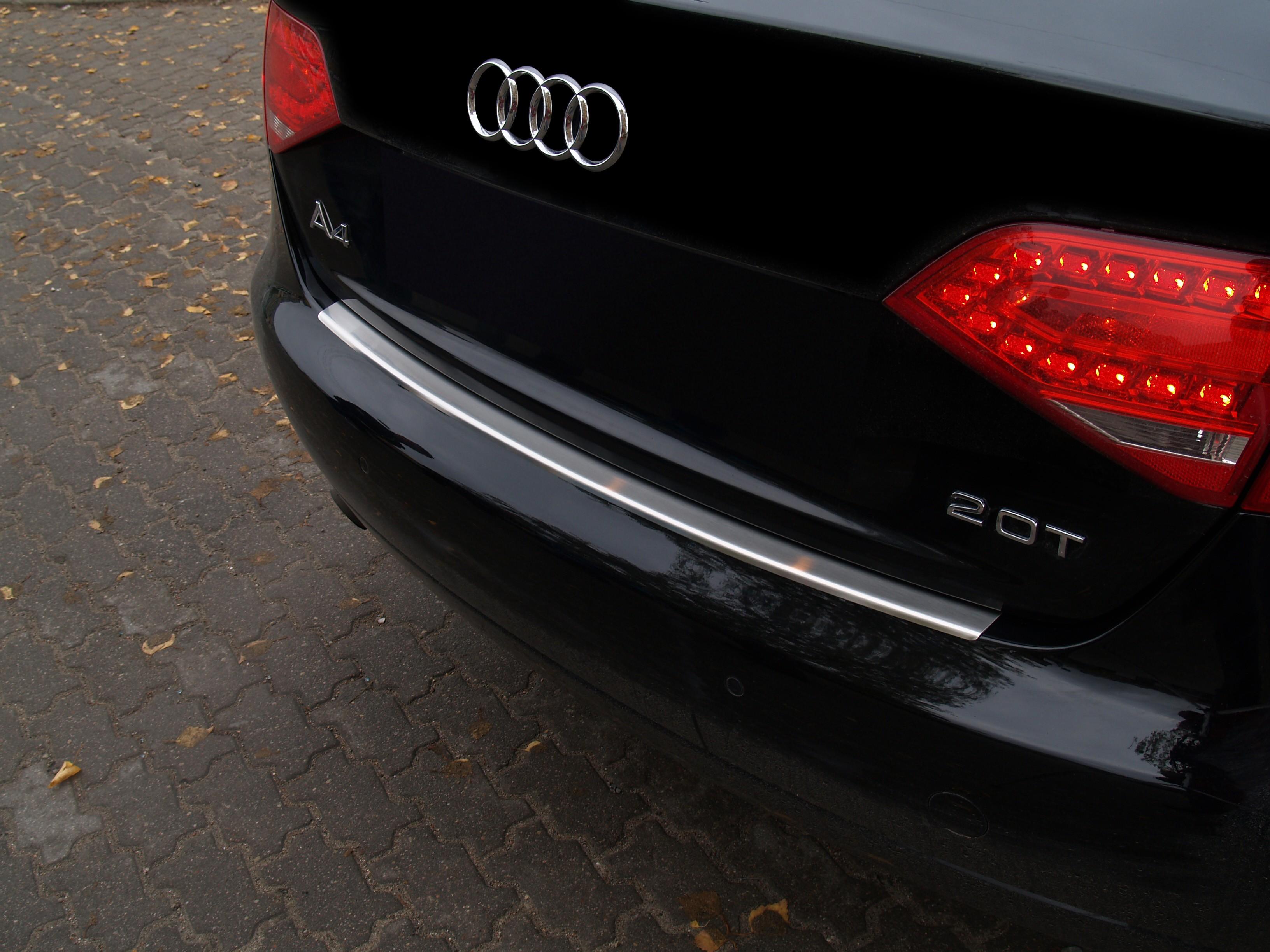 AUDI A4 B8 Sedan - bilstyle