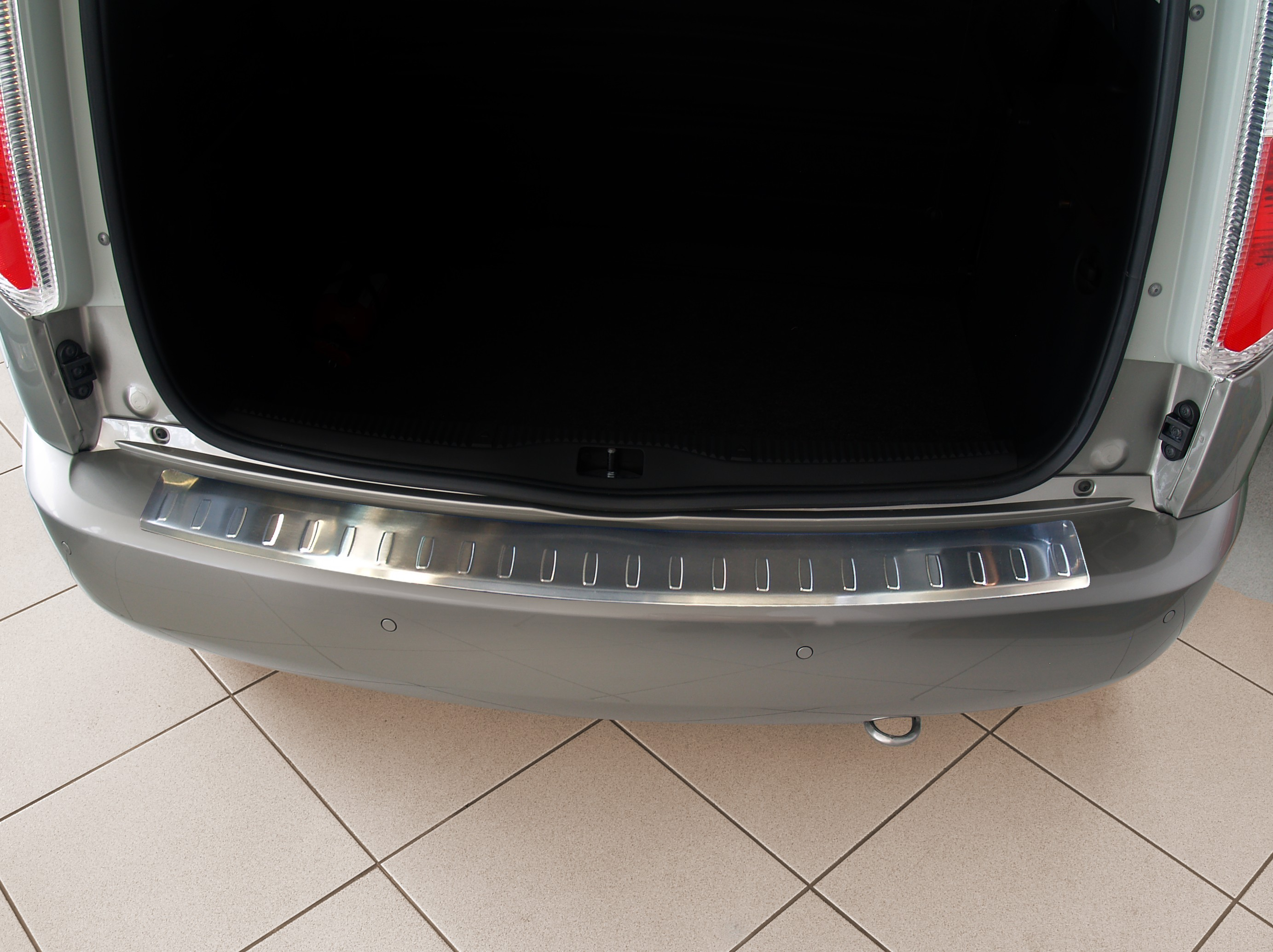 Skoda ROOMSTER 2 profiles ribs 2006-2012