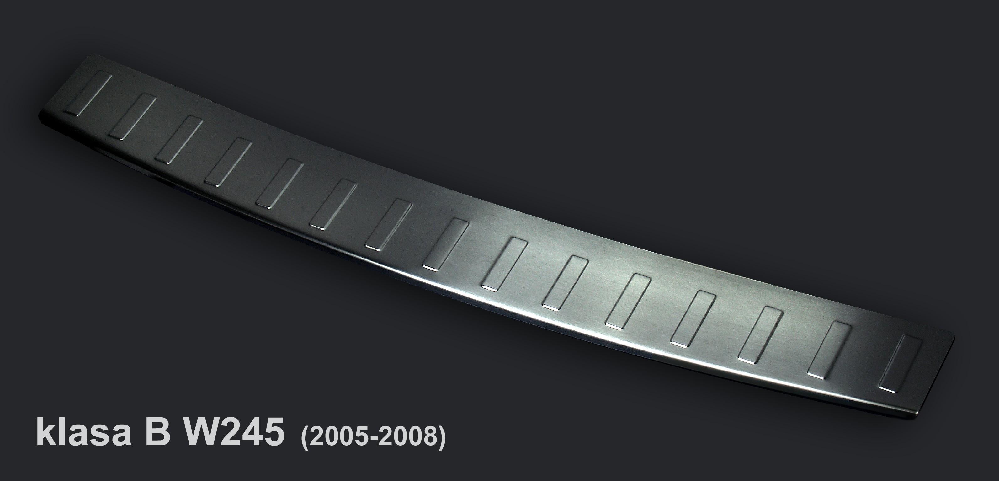 MercedesB Class W245 profiledribs 2005-2008