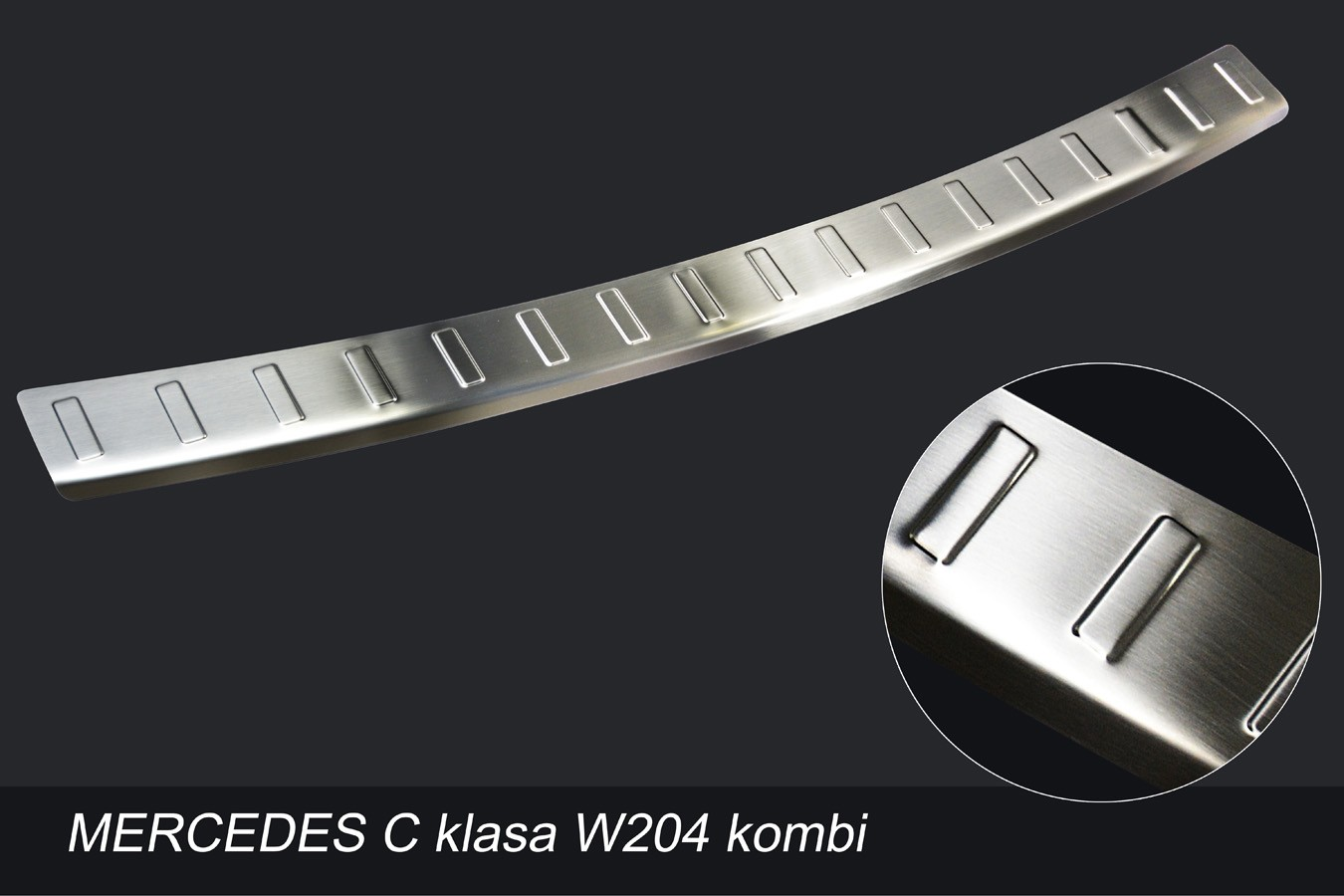 Mercedes W Class 204 T-Model 2011 profiledribs 2011-2014