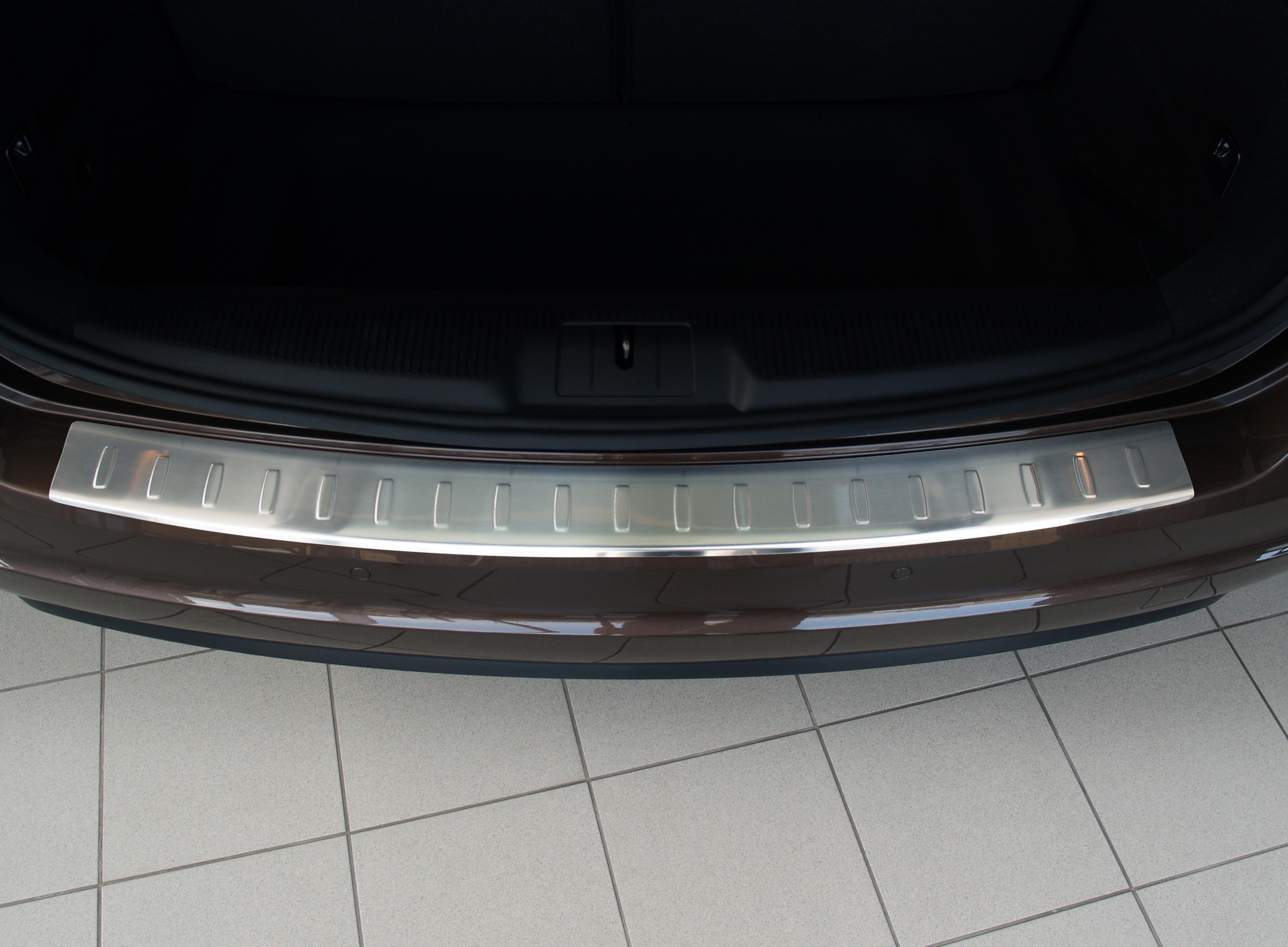 Volkswagen SHARAN II profiledribs 2014-