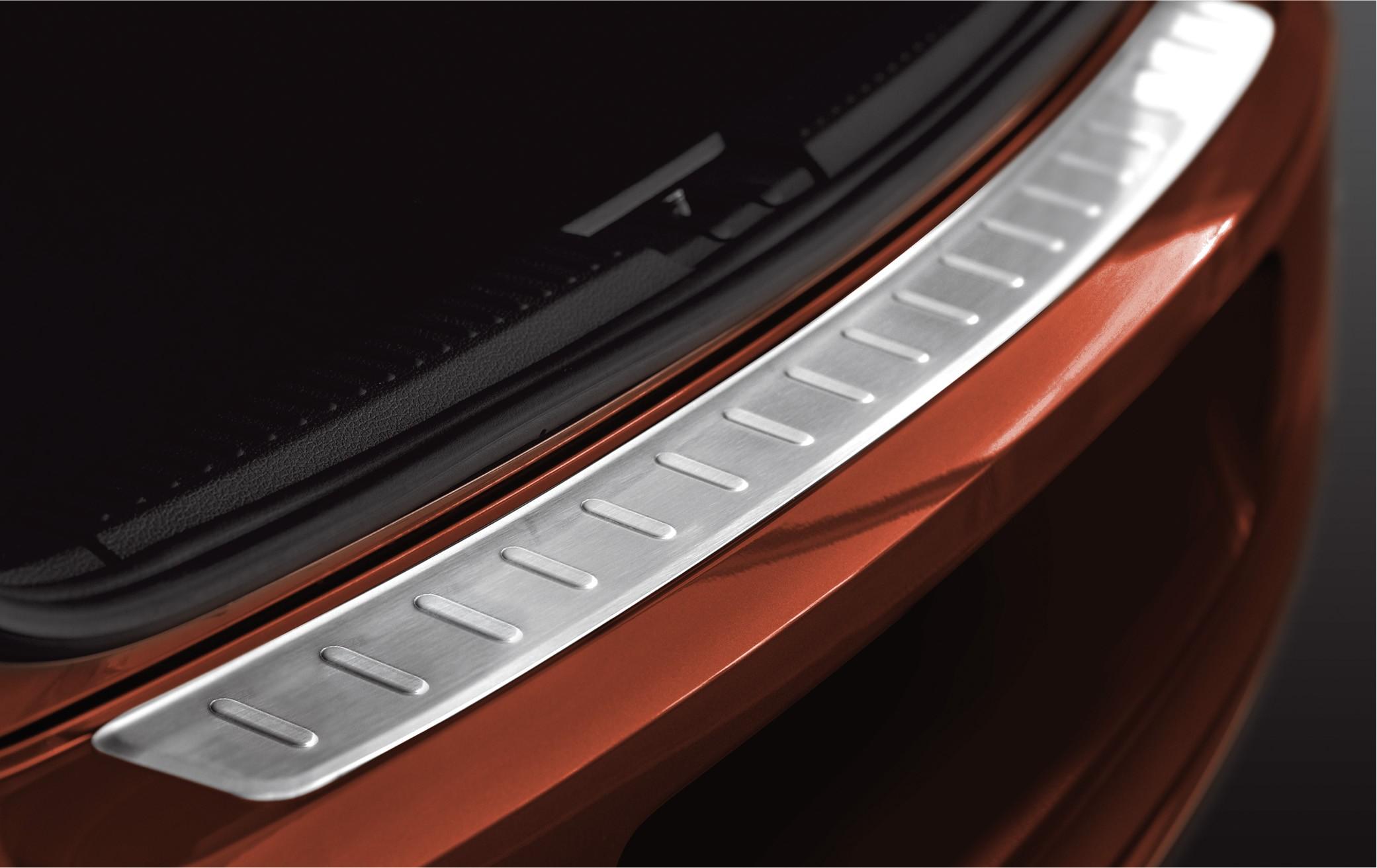 Volkswagen POLO V 6R profiledribs 2009-2014