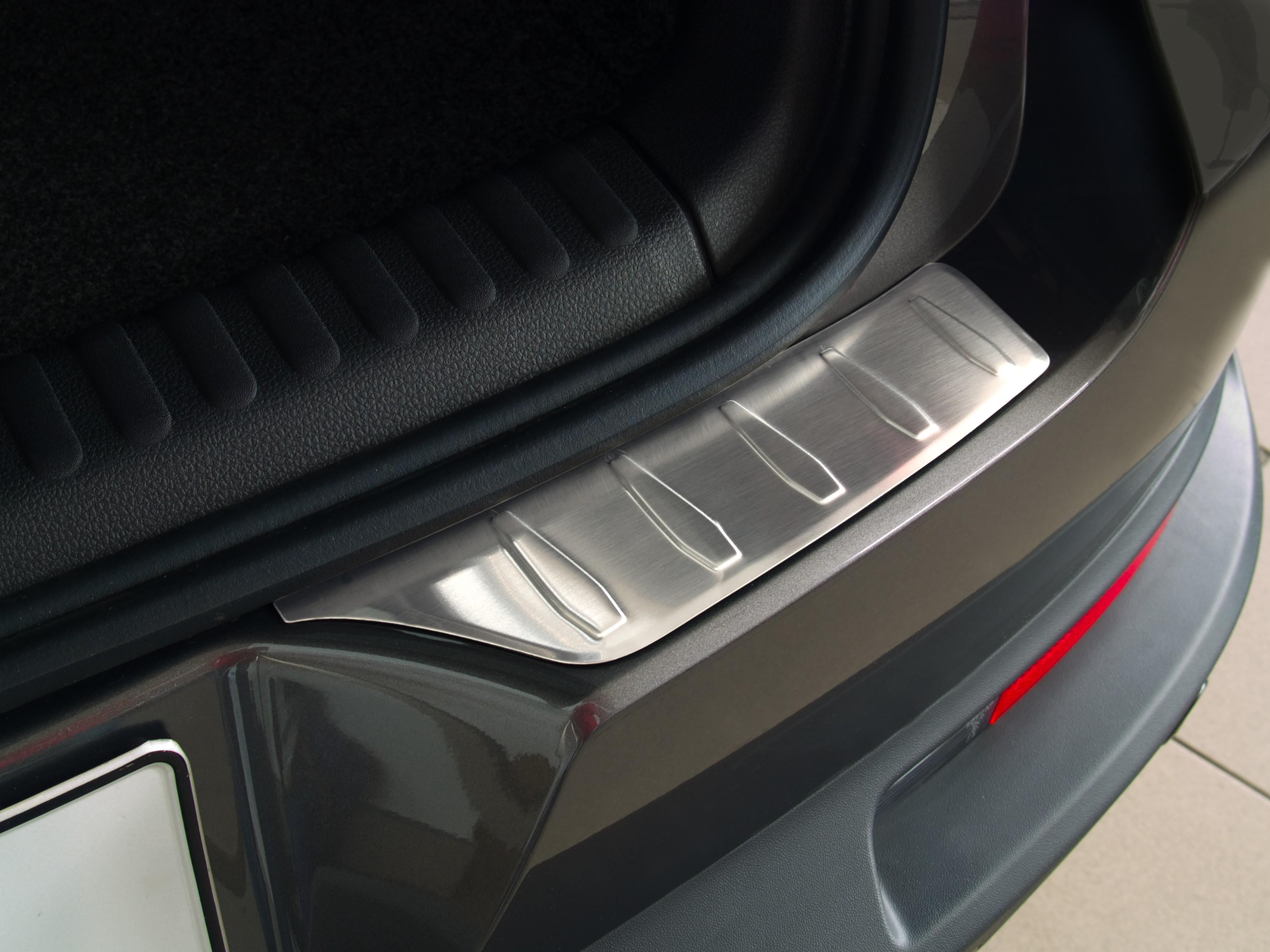 Volkswagen TIGUAN ribs 2 pcs 2007-