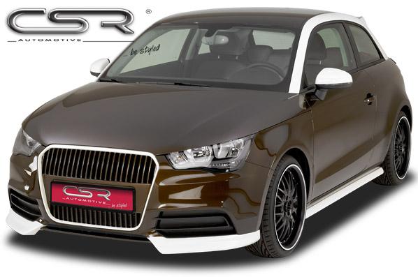 Audi A1 Front Spoiler