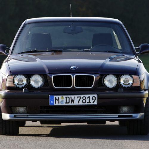 BMW E32/E34