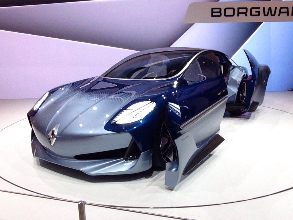 Borgward Isabella koncept bil