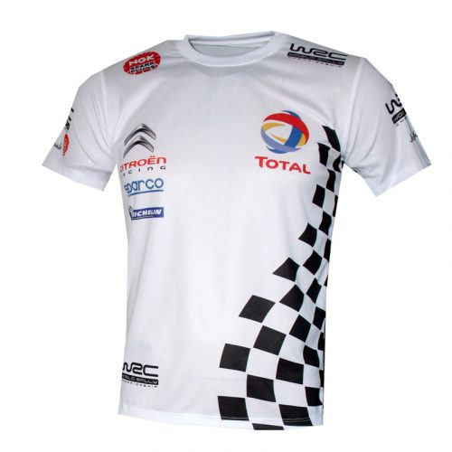 Citroen Sport (Hvid)