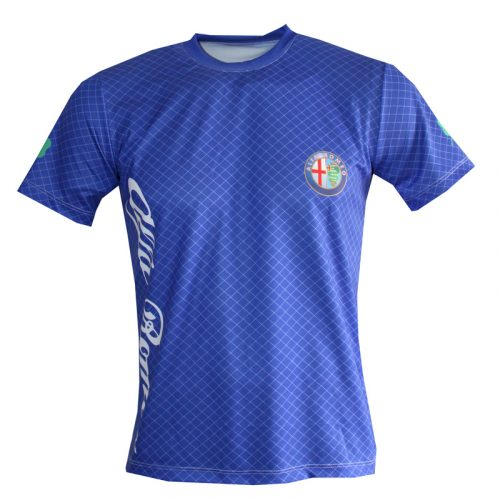 Alfa Romeo (Blå)