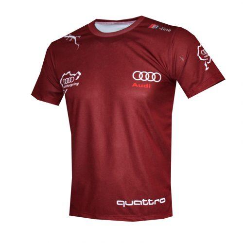 Audi Nürburg (Rød)
