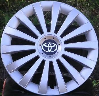 "Toyota Avensis 14"" Sæt pris 4 stk"
