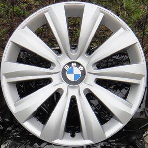 "BMW 5 E60/61 16"" - Sætpris 4 stk"