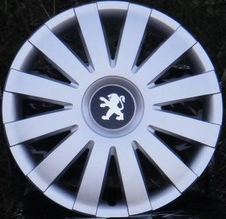 """Peugeot 207 15"""" - Sætpris 4 stk"""