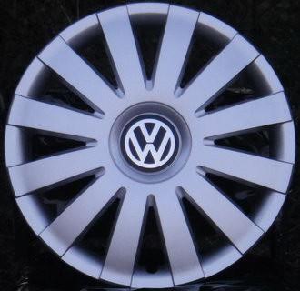 """Volkswagen Polo 15"""" - Sætpris 4 stk"""