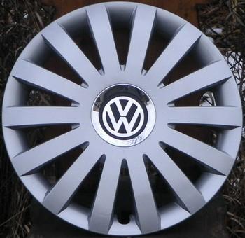 """Volkswagen Touran 15"""" - Sætpris 4 stk"""