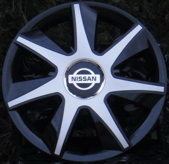 "Nissan Quashqai 16"" - Sætpris 4 stk"