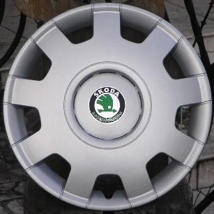 "Skoda Octavia 15"" - Sætpris 4 stk"