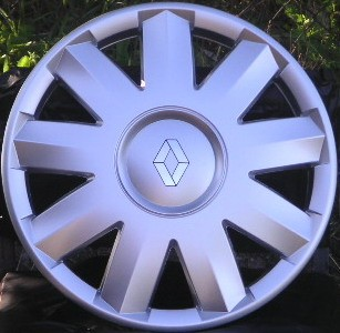"Renault Laguna 15"" - Sætpris 4 stk"