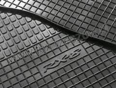 Citroen BERLINGO 2 Sæder Kort (2007-)