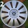 "Mercedes 15"""