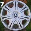 "Mercedes Benz 15"""