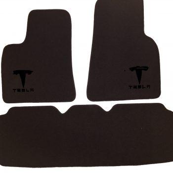 Bilmåtter Tesla S (2012-)