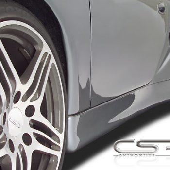 Sideskørter Porsche Boxster